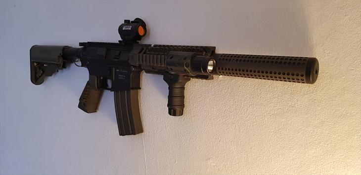 Bild för varan: ASG Armalite M15 Operator - Olive Drab