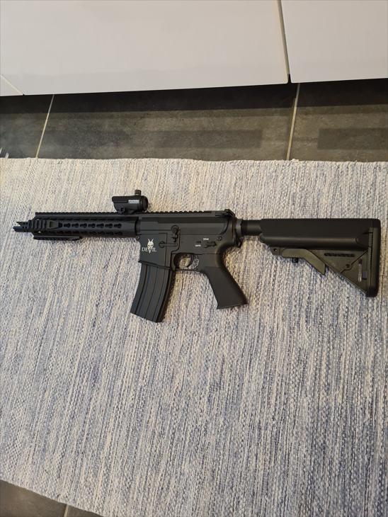 Bild för varan: ASG Devil Carbine 10tum M15