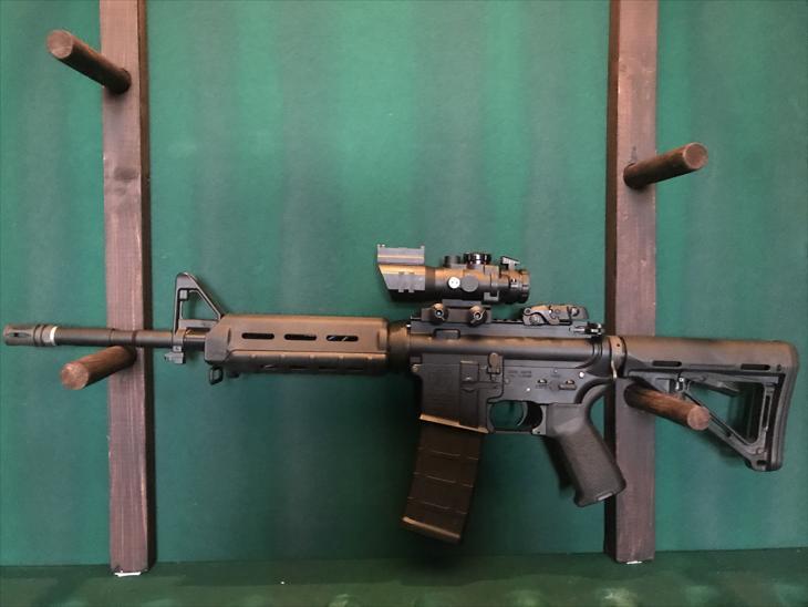 Bild för varan: M4 elite King Arms och Magpul crossover