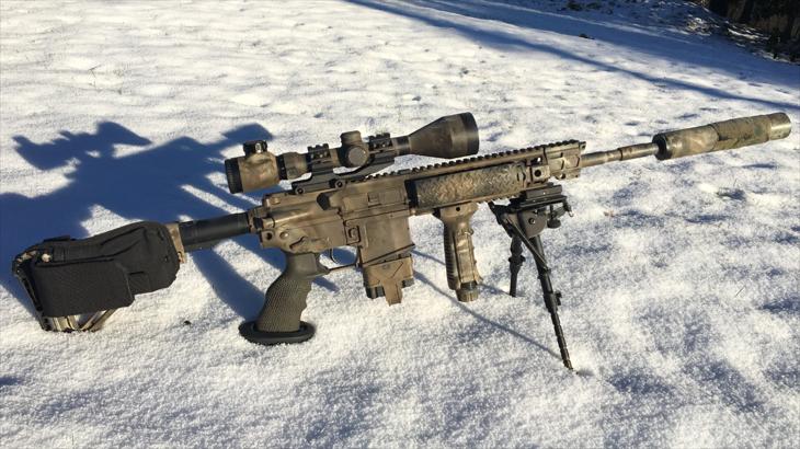 Bild för varan: King Arms Sig Sauer 516 Semi Sniper
