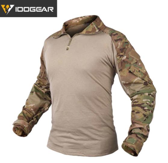 Bild för varan: IDOgear G3 Combat Shirt Multicam