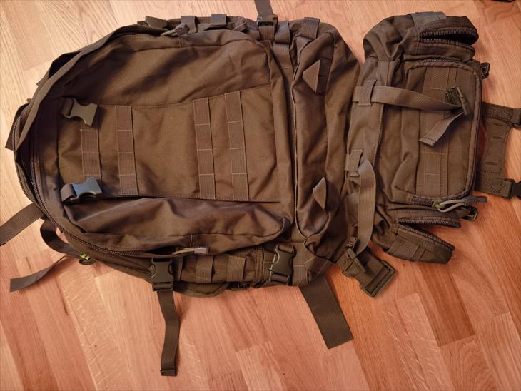 Bild för varan: Assault ryggsäck